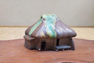 【村長現物】A-114 茅屋 陶器