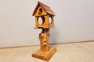【村長現物】木工22 鳥小屋