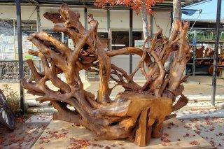 【村長現物】木工3 天然木家具
