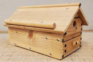 【村長現物】木工20 小物入れ