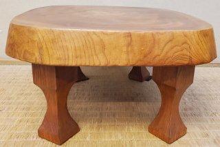 【村長現物】木工26 一枚板テーブル