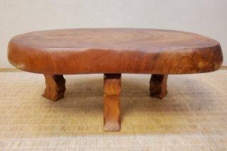 【村長現物】木工29 一枚板テーブル