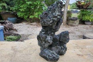 【村長現物】No.145 揖斐石の立ち石