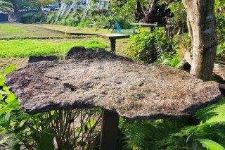 【村長現物】No.148 自然石の平石