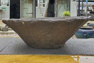 【村長現物】No.172 めだかの館オリジナルメダカ鉢