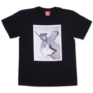 Ash Collection & CONART <br>O.D.B T-SHIRT (BLACK)