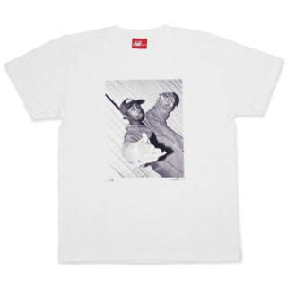 Ash Collection & CONART<br> O.D.B T-SHIRT (WHITE)