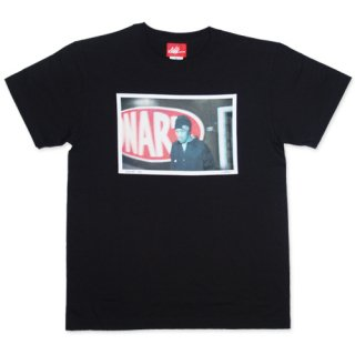 Ash Collection & CONART<br> REDMAN T-SHIRT (BLACK)