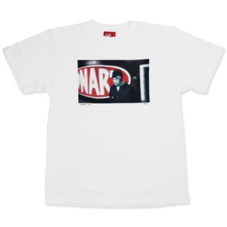 Ash Collection & CONART <br>REDMAN T-SHIRT (WHITE)