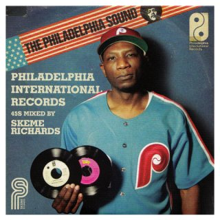 PHILADELPHIA INTERNATIONAL RECORDS 45s MIX / DJ SKEME RICHARDS