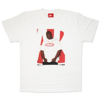 Ash Collection & CONART<br> B.I.G. T-SHIRT (WHITE)