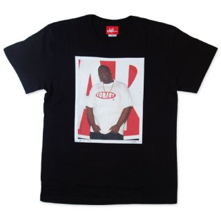 Ash Collection & CONART<br> B.I.G. T-SHIRT (BLACK)