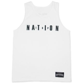 TOPNATION <br>23 TANKTOP (WHITE)<img class='new_mark_img2' src='//img.shop-pro.jp/img/new/icons47.gif' style='border:none;display:inline;margin:0px;padding:0px;width:auto;' />