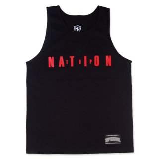 TOPNATION <br>23 TANKTOP (BLACK)<img class='new_mark_img2' src='//img.shop-pro.jp/img/new/icons47.gif' style='border:none;display:inline;margin:0px;padding:0px;width:auto;' />