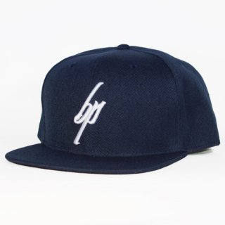 BREAKIN' POINT SNAPBACK CAP (NAVY)<img class='new_mark_img2' src='//img.shop-pro.jp/img/new/icons47.gif' style='border:none;display:inline;margin:0px;padding:0px;width:auto;' />