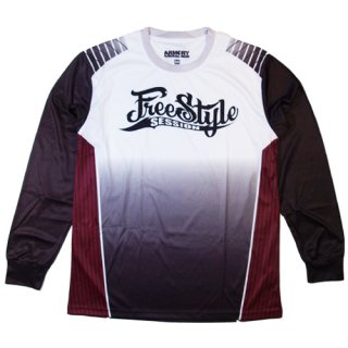 FREESTYLE SESSION <br>BBOY JERSEYS <img class='new_mark_img2' src='//img.shop-pro.jp/img/new/icons47.gif' style='border:none;display:inline;margin:0px;padding:0px;width:auto;' />