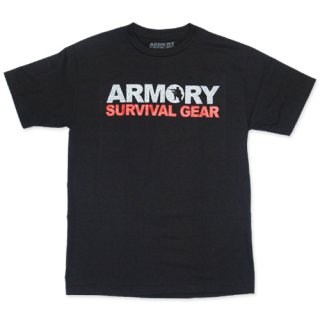 ARMORY<br> ASG ELEPHANT  T-SHIRT<br>(BLACK)<img class='new_mark_img2' src='//img.shop-pro.jp/img/new/icons47.gif' style='border:none;display:inline;margin:0px;padding:0px;width:auto;' />