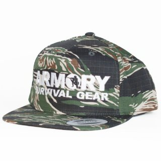 <img class='new_mark_img1' src='//img.shop-pro.jp/img/new/icons20.gif' style='border:none;display:inline;margin:0px;padding:0px;width:auto;' />ARMORY <br>ASG SNAPBACK CAP<br>(TIGERCAMO)