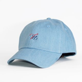 TOPNATION <br>ADUCE BENT BRIM CAP<br>(WASH DENIM)<img class='new_mark_img2' src='//img.shop-pro.jp/img/new/icons47.gif' style='border:none;display:inline;margin:0px;padding:0px;width:auto;' />