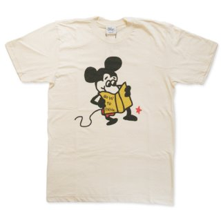 STRIVE HOW TO DRINK T-SHIRT(CREAM)<img class='new_mark_img2' src='//img.shop-pro.jp/img/new/icons47.gif' style='border:none;display:inline;margin:0px;padding:0px;width:auto;' />