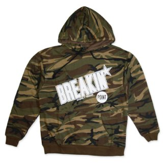 BREAKIN' POINT HOODY(CAMO)<img class='new_mark_img2' src='//img.shop-pro.jp/img/new/icons47.gif' style='border:none;display:inline;margin:0px;padding:0px;width:auto;' />