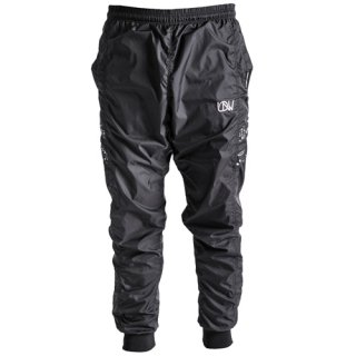 <img class='new_mark_img1' src='//img.shop-pro.jp/img/new/icons55.gif' style='border:none;display:inline;margin:0px;padding:0px;width:auto;' />UNDER WORLD<br> F3-Double Windproof trousers PANTS(BLACK/PAISLEY)