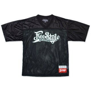 FREESTYLE SESSION <br>FOOTBALL JERSEYS 2 <br> (BLACK)