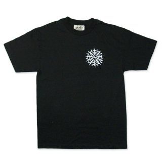 DESTROY TOYS <br>DT SPIDER WEB T-SHIRT<br>(BLACK)