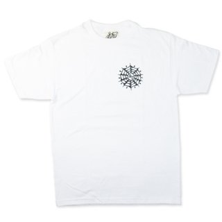 DESTROY TOYS <br>DT SPIDER WEB T-SHIRT<br>(WHITE)