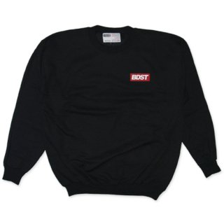 BIGGEST & BADDEST PATCHWORK CREWNECK (BLACK)<img class='new_mark_img2' src='//img.shop-pro.jp/img/new/icons47.gif' style='border:none;display:inline;margin:0px;padding:0px;width:auto;' />