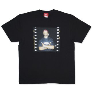Ash Collection & CONART <br>METHOD MAN T-SHIRT <br>(BLACK)
