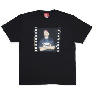 Ash Collection & CONART <br>METHOD MAN T-SHIRT <br>(BLACK)