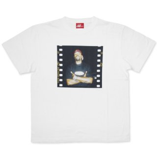 Ash Collection & CONART <br>METHOD MAN T-SHIRT <br>(WHITE)
