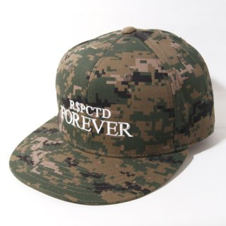 <img class='new_mark_img1' src='//img.shop-pro.jp/img/new/icons34.gif' style='border:none;display:inline;margin:0px;padding:0px;width:auto;' />RSPCTD FOREVER SNAPBACK(CAMO)