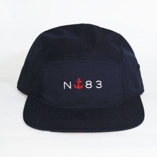 NAUTICA <br>5PANEL CAP(NAVY)<img class='new_mark_img2' src='//img.shop-pro.jp/img/new/icons47.gif' style='border:none;display:inline;margin:0px;padding:0px;width:auto;' />