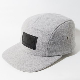 ARTILLERY STYLES <br>5PANEL WOOL CAP(GRAY)<img class='new_mark_img2' src='//img.shop-pro.jp/img/new/icons47.gif' style='border:none;display:inline;margin:0px;padding:0px;width:auto;' />