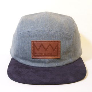 ARTILLERY STYLES <br>5PANEL CAP(DENIM)<img class='new_mark_img2' src='//img.shop-pro.jp/img/new/icons47.gif' style='border:none;display:inline;margin:0px;padding:0px;width:auto;' />