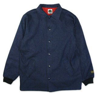 PARADISE COACH JKT<br> BLUE DENIM