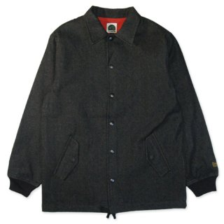 PARADISE COACH JKT<br> BLACK DENIM