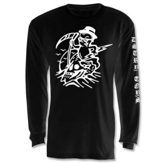 <img class='new_mark_img1' src='//img.shop-pro.jp/img/new/icons1.gif' style='border:none;display:inline;margin:0px;padding:0px;width:auto;' />CASPER X DSTRY COLAB LONGSLEEVE T-SHIRT<br>(BLACK)