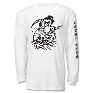 <img class='new_mark_img1' src='//img.shop-pro.jp/img/new/icons1.gif' style='border:none;display:inline;margin:0px;padding:0px;width:auto;' />CASPER X DSTRY COLAB LONGSLEEVE T-SHIRT<br>(WHITE)