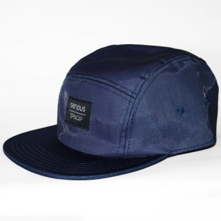 SERIOUS SPIN CAP (NAVY)