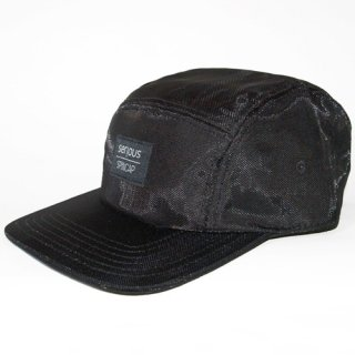 SERIOUS SPIN CAP (BLACK)<img class='new_mark_img2' src='https://img.shop-pro.jp/img/new/icons55.gif' style='border:none;display:inline;margin:0px;padding:0px;width:auto;' />