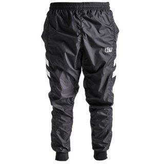 UNDER WORLD F3-Double Windproof trousers PANTS(BLACK/WHITE)