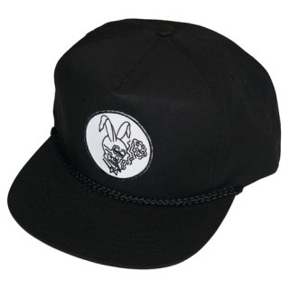 DESTROY TOYS PLAYBOYZ SNAP BACK (BLACK)