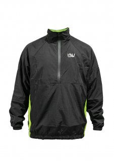 <img class='new_mark_img1' src='https://img.shop-pro.jp/img/new/icons1.gif' style='border:none;display:inline;margin:0px;padding:0px;width:auto;' />UNDER WORLD F3 MAX Windproof pullover jacket (B/GREY/GREEN)
