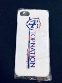 TOPNATION <br>i Phone CASE (WHITE)