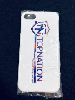 TOPNATION <br>i Phone CASE (WHITE)