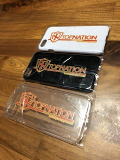 TOPNATION <br>i Phone CASE (RED)