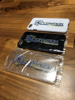 TOPNATION <br>i Phone CASE (NAVY)